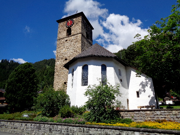 Church of Adelboden