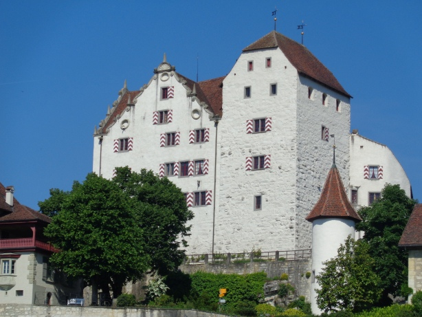 Castle of Wildegg - Möriken-Wildegg